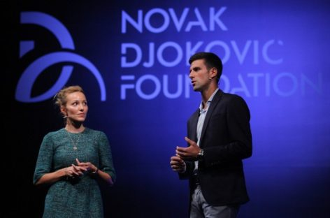 700.000 евра за школе и вртиће широм Србије, од Новак Ђоковић фондације