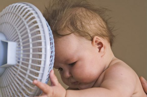 Како бебе подносе велике врућине и како их заштитити од топлоте