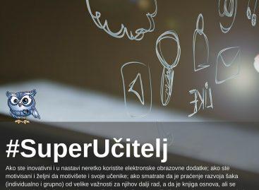 Пошаљите припрему за час и постаните СуперУчитељ!
