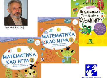 Проф. др Мирко Дејић: Како препознати и усмерити даровито дете?
