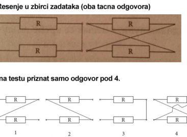 Јанковић тражи ревизију мале матуре