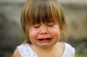 Little Child Crying