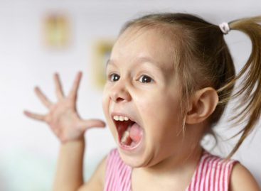 Има ли ваш малишан изливе беса?
