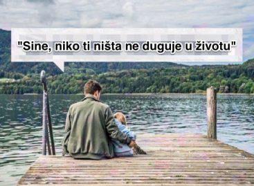 Пре него што одете хтео бих нешто да вам кажем – зашто сам остао у Србији