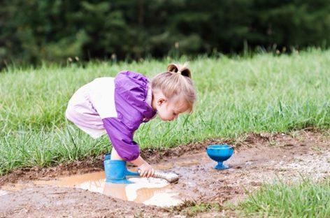 Хигијена угрожава имунитет: За децу је здраво да се испрљају