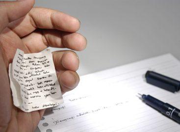 Објасните ученицима зашто је преписивање погрешно