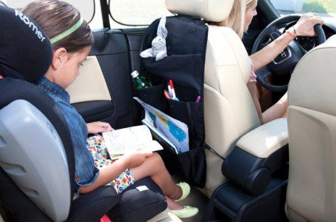Појачана контрола начина превожења деце у колима!