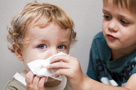 Прехладе код деце – буцмастија деца чешће се разбољевају, дечаци склонији инфекцијама