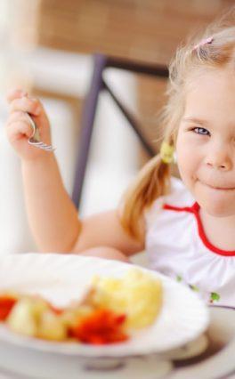 Савети нутриционисте: Како припремати храну за децу