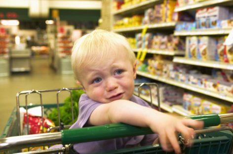 Zaustavite kmezavost kod dece