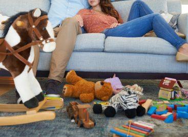 Шта је постигла мајка када је избацила играчке своје деце