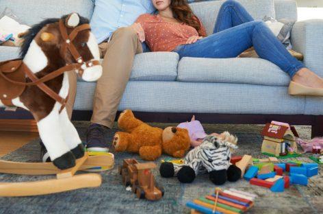 Скупљање играчака – све родитељске фазе