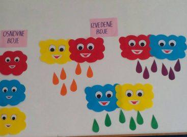 Креативно: Основне и изведене боје