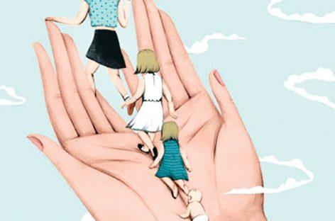 Јаке мајке одгајају јаку децу