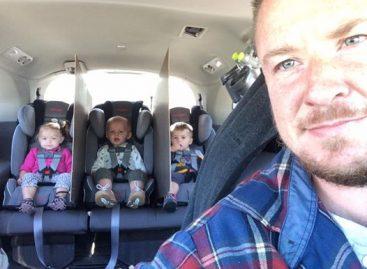 Досетљиви тата: Како спречити дечју свађу у ауту