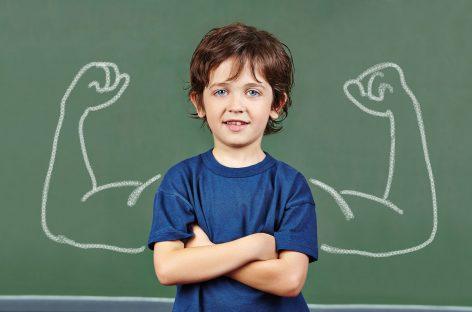 Ако ове особине препознајете код вашег малишана, знајте да одгајате храбро дете!