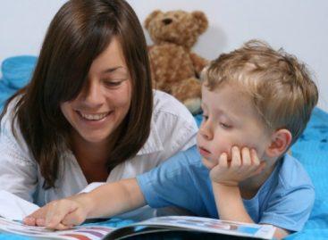 Читање пред спавање – истинско образовање за децу