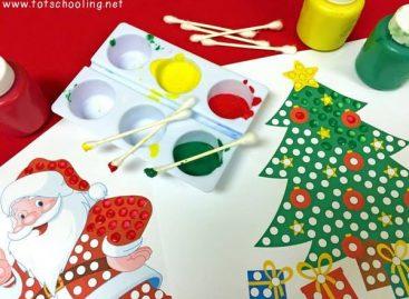 Новогодишња интелектуална игра – развијање пажње, концентрације…