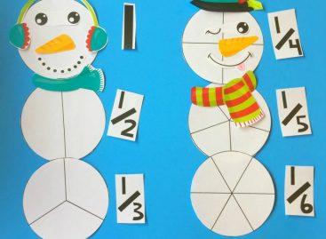 Зимско учење разломака