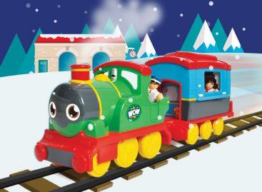 Новогодишњи поклони: Како одабрати играчку у складу са узрастом