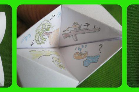 Одлична игра за децу: жабица-брзалица