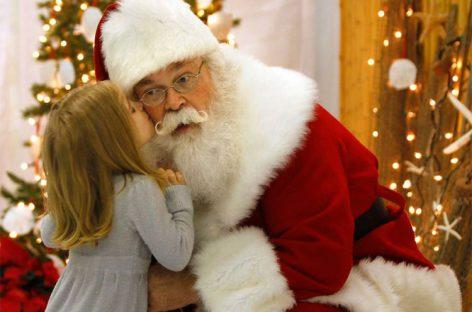 Диван и нимало трауматичан начин да детету саопштите истину о Деда Мразу