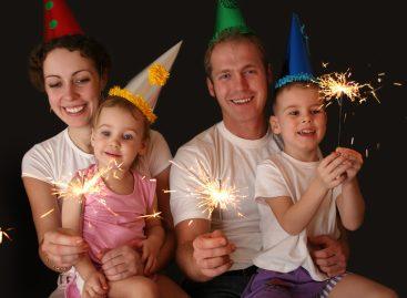 10 načina da deci priredite nezaboravnu novogodišnju noć