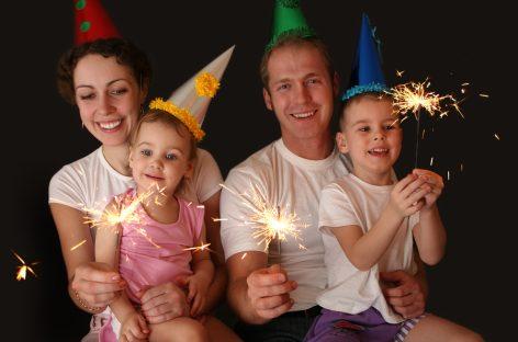10 начина да деци приредите незаборавну новогодишњу ноћ