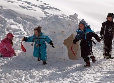 4 разлога зашто деца треба да проводе време на снегу