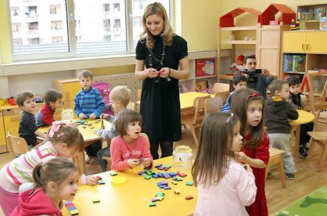 Рано описмењавање деце – посао родитеља, вртића или школе