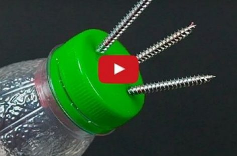 Eво како да искористите пластичну флашу у домаћинству (56 НАЧИНА)