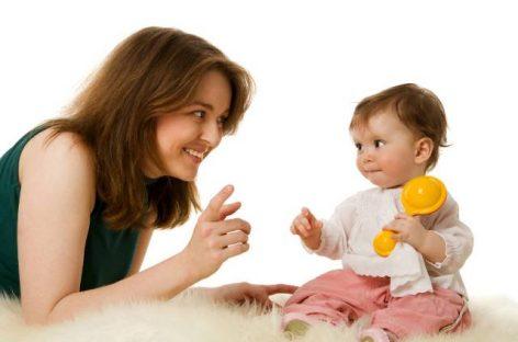 Kako deca uče govor i kako podstaknuti govor