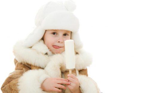 Kоји сладолед никако не давати деци