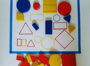 Почетни математички појмови – Облици