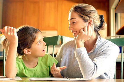 Како да са ћерком разговарате о њеном телу