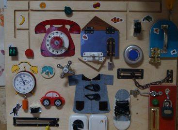 Направите деци играчке за развијање логике, интелигенције, фине моторике…