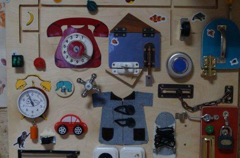 Napravite deci igračke za razvijanje logike, inteligencije, fine motorike…