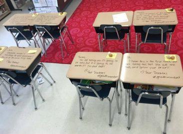 Прочитајте штa је наставница написала свим ученицима на дан испита