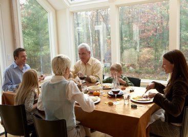 Породични оброк је темељ цивилизације