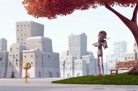 Kратки анимирани филм који показује како нам друштво уништава креативност