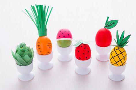 7 идеја за украшавање јаја које ће деца обожавати
