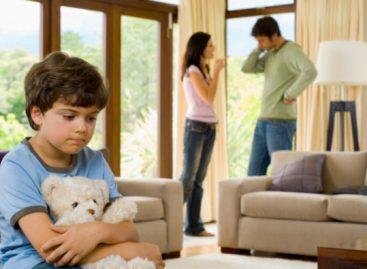 Како свађа родитеља утиче на психу детета