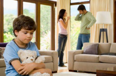 Kako svađa roditelja utiče na psihu deteta
