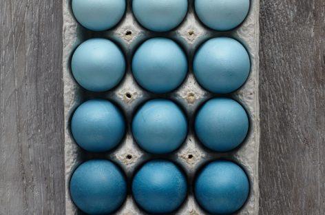 """Фарбање јаја """"Ферлауф"""" методом"""