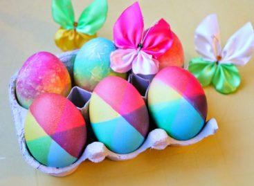 Kako ofarbati jaja u dugine boje: 2 originalna načina