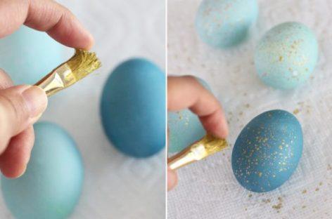 За све којима је досадио декупаж – 8 нових начина украшавања јаја