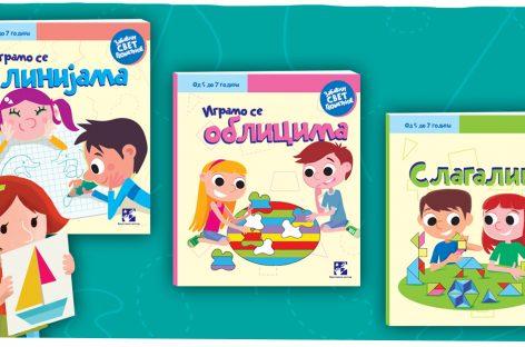Tri knjige koje deci pomažu da razvijaju matematičke veštine, samostalnost i istrajnost