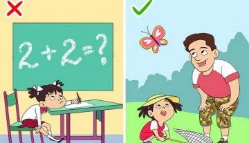Пет грешака које праве родитељи када прерано припремају дете за школу
