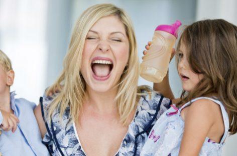 Драга мама, следећи пут кад пожелиш да вриштиш…