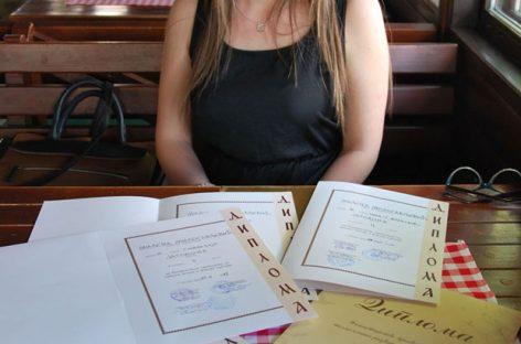Милена освојила  пет републичких признања – на факултет без пријемног!